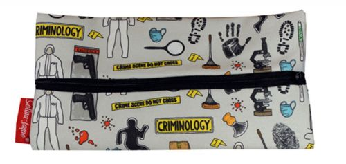 Selina-Jayne Criminologist Limited Edition Designer Pencil Case